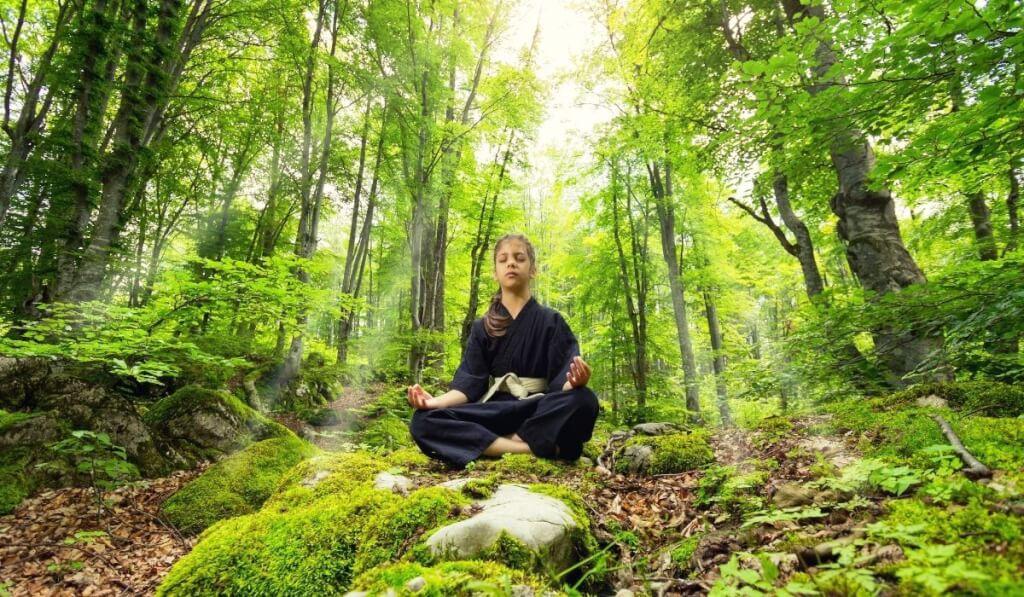 Meditation Healing Modalities